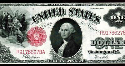$1 1917 United States Note  ** MORE CURRENCY FOR SALE **