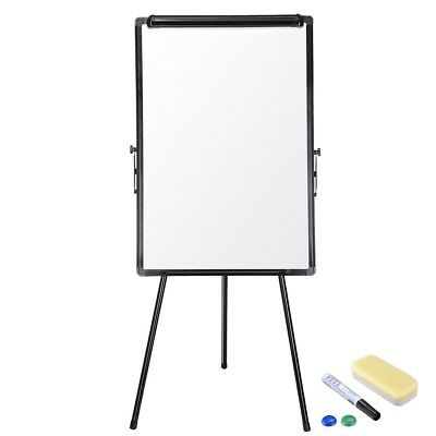 """24""""x36"""" Magnetic Writing Whiteboard Dry Erase w/ Height Adjustable Tripod Stand"""