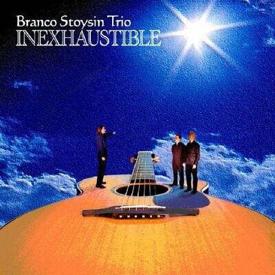 Branco Stoysin - Inexhaustible - Branco Stoysin CD TQVG The Cheap Fast Free Post