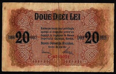 20 Lei From Romania  MM11