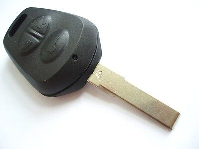RFC Replacement 3 button case for Porsche 911 996 Boxster S 986 remote key fob