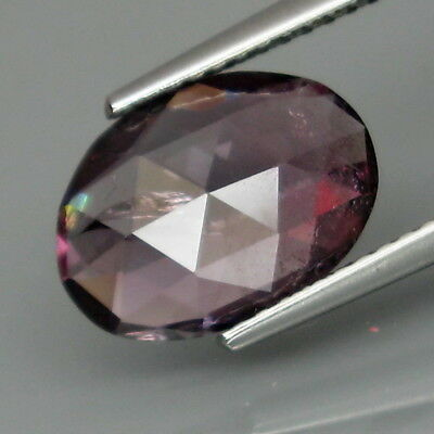 2.92Ct.Outstanding Cutting Rose Cut Natural Purple Spinel MaeSai,Thailand