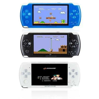 10000 8GB 4.3'' Games Built-In Portable PSP Handheld Video Game Console Player
