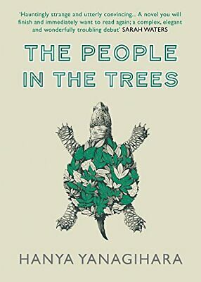 The People in the Trees by Hanya Yanagihara Book The Cheap Fast Free Post