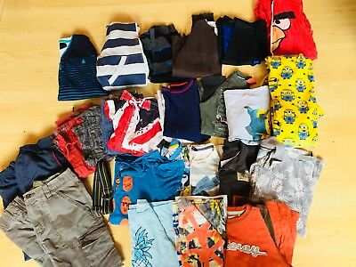 Boys huge clothes bundle 30+ items age 8 9 10 years