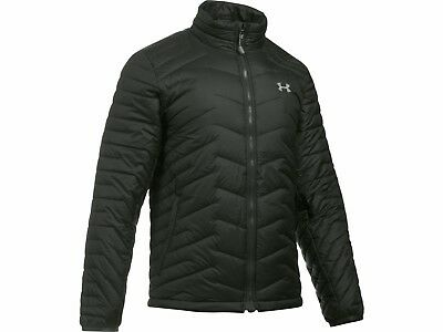 NEW Under Armour Men's Large UA ColdGear Reactor Insulated Jacket, Green