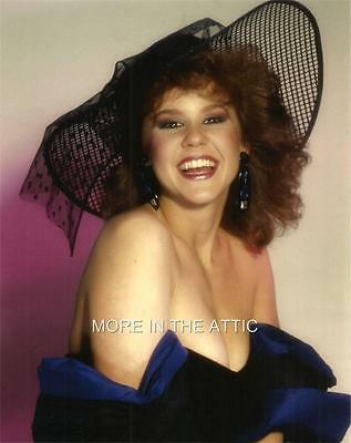 Sexy Busty Linda Blair Of Exorcist Fame Stunning At Age 23 Portrait Still #2