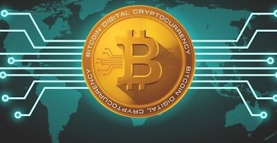 Free Bitcoin Cryptocurrency BTC Worth$10=£7, Cheapest Online! Plz Read Don't Buy