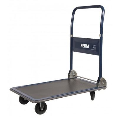 Ferm Platform Truck 150KG Trolley Truck Sack Cart Flat Bed Folding Heavy Duty