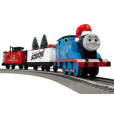 Lionel Trains Thomas & Friends O Gauge LionChief RC Christmas Electric Train Set