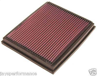 Kn Air Filter Replacement For Bmw X5 4.4L-V8; 2000