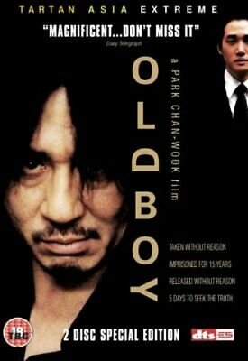 Oldboy (Two-Disc Special Edition) [DVD] [2003] -  CD LMVG The Fast Free Shipping