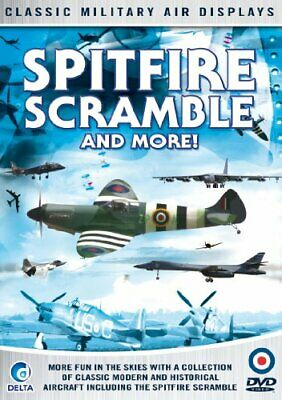 Classic Military Air Displays - Spitfire Scramble & More! [DVD] -  CD HCVG The