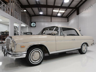 1966 Mercedes-Benz 300-Series Opera Coupe | 1 of only 497 built | Well optioned