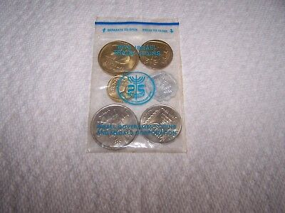 1973 Israel Trade Coins In Bag  Israel Government Coins And Medals Corporation