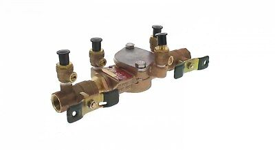 WATTS 007-QT 1/2 Double Check Valve (Backflow Preventer) NEW $400