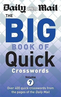 Daily Mail Big Book of Quick Crosswords Volume 7 (The Daily Mail ...