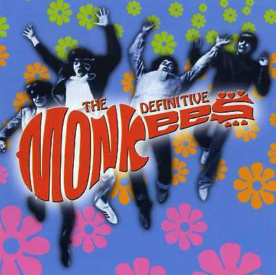 The Monkees - The Definitive - New Cd!!