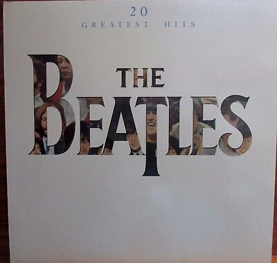 Lp -  Beatles  = 20 Greatest Hits  (Club Edition)...........................1982