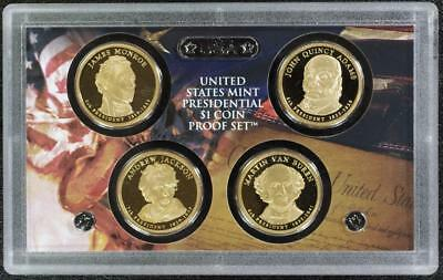 WEEKEND SPECIAL - 2008-S Proof Presidential Dollar Set NO Bx @ CherrypickerCoins