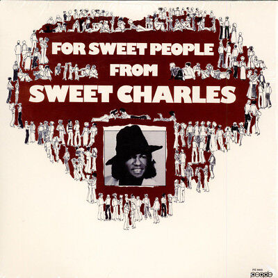 Sweet Charles - For Sweet People (Vinyl LP - 1974 - US - Reissue)