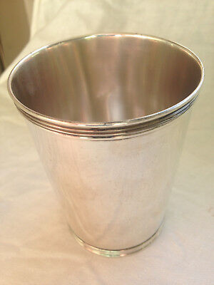 Manchester Silver Co. 3759 Sterling Mint Julep Cup - No Monogram - Free Shipping