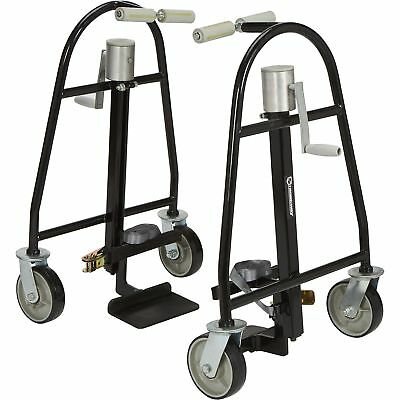 Strongway Furniture and Crate Mover Set 1300-Lb. Total Capacity