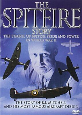 Spitfire Story, The [DVD] [2007] -  CD 3OVG The Fast Free Shipping