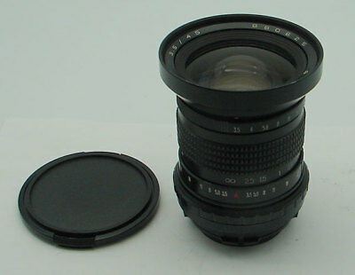 Mir-26 3.5/45mm Arsenal lens for ARRI Red One Arriflex PL movie camera, EXC!