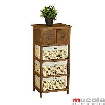 kommode holz sideboard nachttisch tv schrank 1 t r burma m bel thai neu 51cm eur 89 95 picclick de. Black Bedroom Furniture Sets. Home Design Ideas