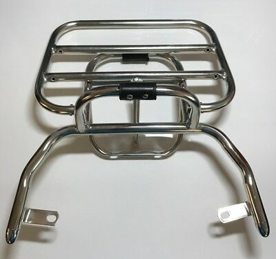 LUGGAGE RACK LUGGAGE CARRIER FOR China Classic LX Scooter Spring Lintex 50 125
