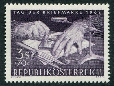 Stamp Day 1962 - Mint Hinged Semi-Postal (Bl308)