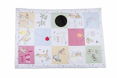 Rainbow Designs Guess How Much I Love You, Jumbo Activity Playmat  A