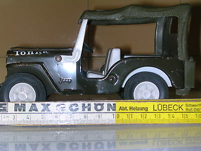 Tonka Jeep, Willy´s Jeep, MODELLAUTO ohne OVP