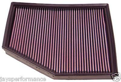 KN AIR FILTER REPLACEMENT FOR BMW 545i, 4.4L-V8; 2004