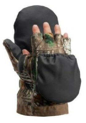 Cabela's Men's MT050 Extreme RealTree Glomitts Thinsulate Insulated Gloves Camo