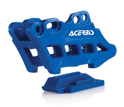 Acerbis Chain Guide Block 2.0 Blue #2410990003 Yamaha