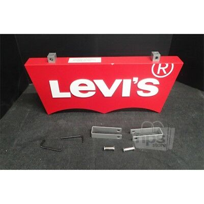 Virain Sight BR-507FS Acrylic Levi's sign Red