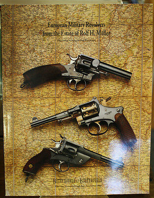 Butterfield - European Military Revolvers from the Estate of Rolf H. Muller