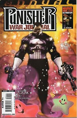 Punisher War Journal Annual #1 (NM)`09 Spurrier/ Delledera