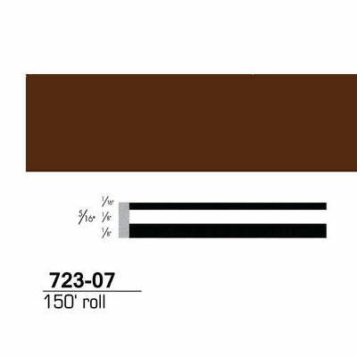 3M Scotchcal Striping Tape, Brown, 5/16 in. x 150 ft. 72307 new