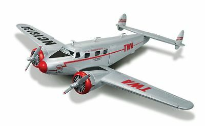 1937 Lockheed 12A Electra Wings of Texaco Airplane 2016 Special TWA Last One