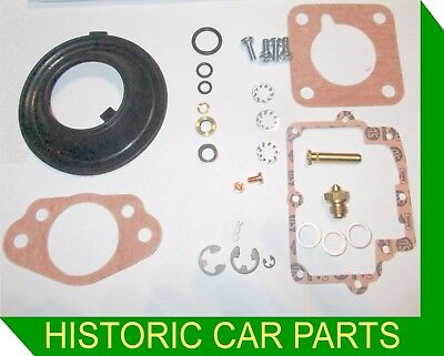 Triumph Stag carburettor service kit Stromberg CD175 carb kit services pair