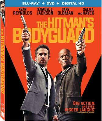 The Hitman's Bodyguard [New Blu-ray] With DVD, Widescreen, 2 Pack, Ac-3/Dolby