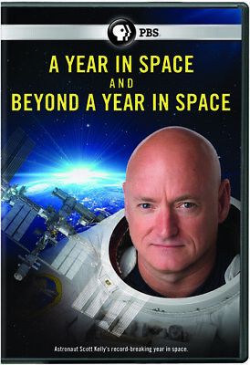 A Year In Space And Beyond A Year In Space [New DVD]