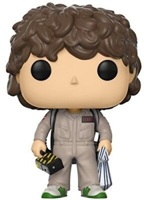 Stranger Things S3 - Dustin Ghostbusters Funko Pop! Television: Toy