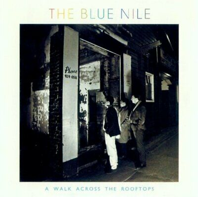 Blue Nile - Walk Across the Rooftops - Blue Nile CD 0QVG The Cheap Fast Free The