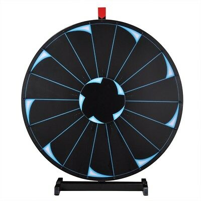 """WinSpin™ 30"""" Prize Wheel Tradeshow Mall Party Kids Fortune Spin Xmas Game Show"""