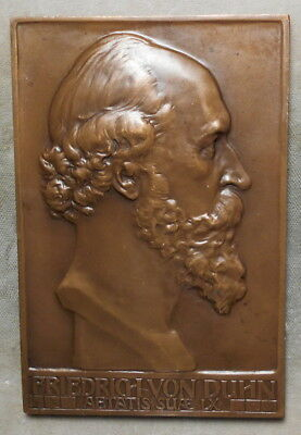 Germany Friedrich Von Duhn Age Of 60 From Students 1911 Archaeologist Sturm f.