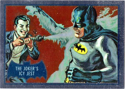 DC Comics Justice League Batman Classic TV DC7-P2 Cryptomium NSU Promo Card